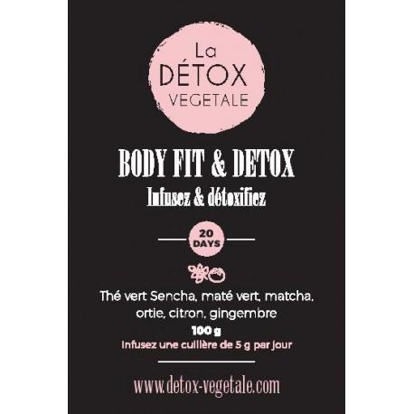 Body Fit & Détox Infusion