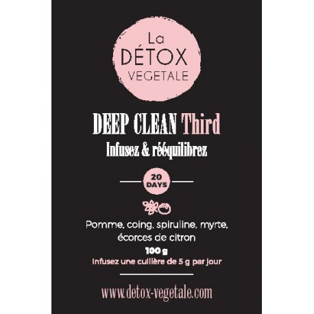 Rituel deep clean third